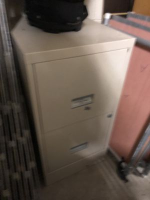 2 drawer filing cabinet for Sale in San Francisco, CA