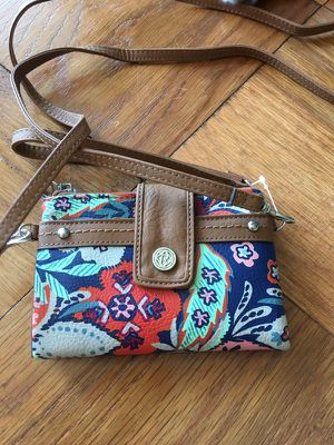Fossil relic wristlet wallet purse for Sale in Alexandria, VA