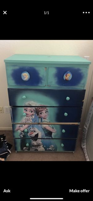 Dresser for Sale in Laveen Village, AZ