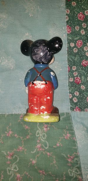 1970s Micky Mouse Disney Figurine. for Sale in Villa Rica, GA