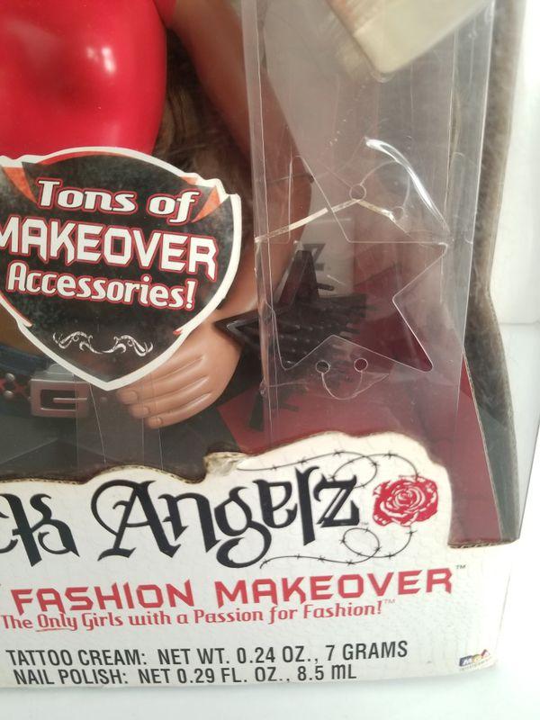 "Bratz Sasha Styling Head Funky Fashion Makeover Doll 14"""