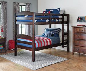 Bunk beds no mattress for Sale in Dallas, TX