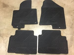 Genuine OEM Hyundai Tucson All Weather Floor Mats for Sale in Redmond, WA