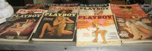 LOT OF 11 PLAYBOY MAGAZINES FROM 1978 PLAYBOY (missing december) for Sale in Hayward, CA