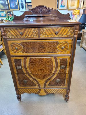 Antique Chest 🦃 Another Time Around Furniture 2811 E. Bell Rd for Sale in Phoenix, AZ
