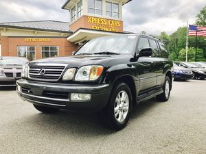 2005 Lexus Lx 470 3rd row for Sale in Woodbridge, VA