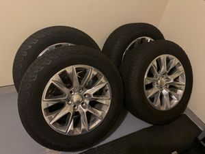 Tires and Rims 20 inch for Sale in Mableton, GA