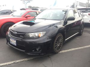 2011 Subaru WRX, 5-Speed, 52k miles for Sale in San Bernardino, CA
