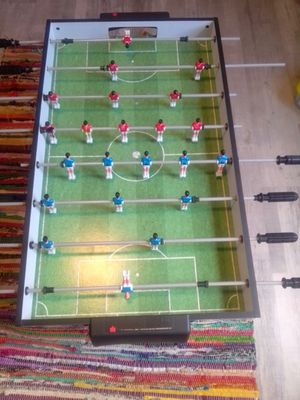 Tabletop Foosball &air hockey set for Sale in Oxon Hill, MD
