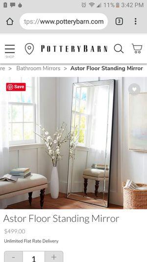 floor mirror for Sale in Wichita, KS