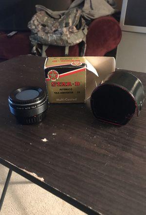 Pentax Super Program camera for Sale in Garden City, MI