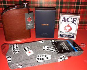 Men's high roller gift set. for Sale in Westminster, CO