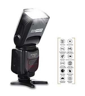 Beachoi Canon Speedlight for DSLR CAMERA - photography - event - Portrait - Family for Sale in West Covina, CA