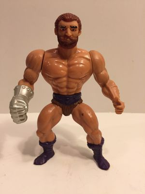 Fisto - MOTU Masters Universe Heman - Vintage Action Figure Toy Mattel for Sale in Naperville, IL