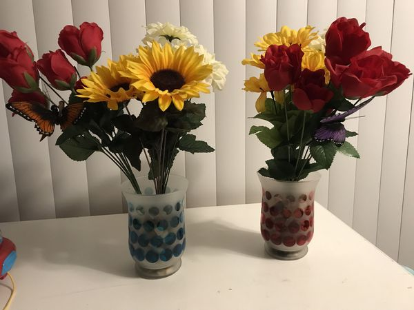Flower vases- All inclusive