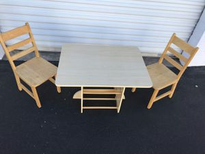 Kids play table & chairs for Sale in Guadalupe, AZ