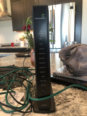 CenturyLink WiFi Router for Sale in Goodyear, AZ