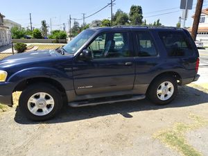2002 ford Explorer sport runs great for Sale in San Gabriel, CA