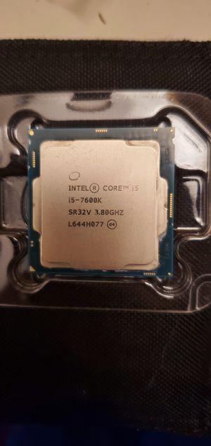 Intel i5-7600k (professionally delidded) 5.2 Ghz! for Sale in Sparks, NV
