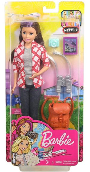 Barbie skipper travel doll for Sale in St. Cloud, MN