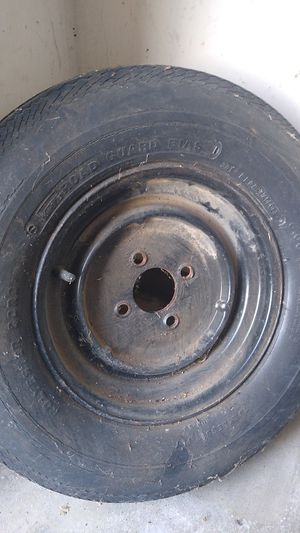 Tire and rim for Sale in Woodlake, CA