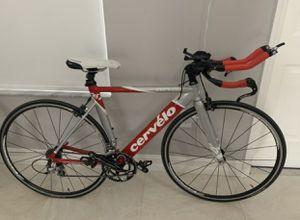 Cervelo P1 2011. 51cm frame. Triathlon road bike for Sale in Miami, FL