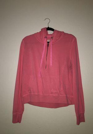aeropostale's hot pink half sip sweatshirt size XL for Sale in Lacey, WA