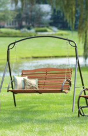 New!! Bronze swing Frame,Outdoor Swing Chair Frame,indoor Swing Frame,Porch swing,Metal Swing Frame for Sale in Phoenix, AZ
