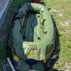 Fish Hunter 280 Sevylor for Sale in Lehigh Acres,  FL