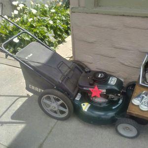 Craftsman Mower/Mulcher for Sale in Fresno, CA