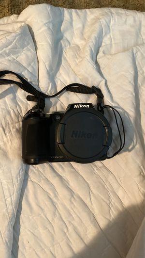 Nixon Coolpix L310 Camera for Sale in Hawkins, TX