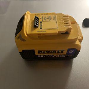 Dewalt 20v 4ah Batter Dcb204bt for Sale in Concord, CA