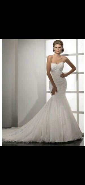 Wedding Dress $550 for Sale in New Carrollton, MD