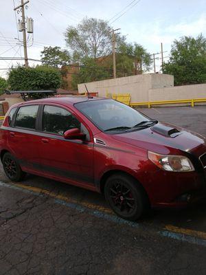 Chevy aveo 5 LS stick shift for Sale in Detroit, MI
