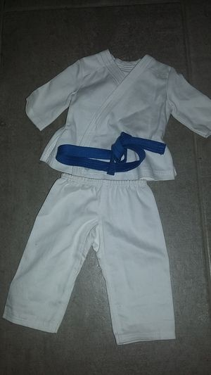 American Girl Doll Karate Outfit. for Sale in Costa Mesa, CA