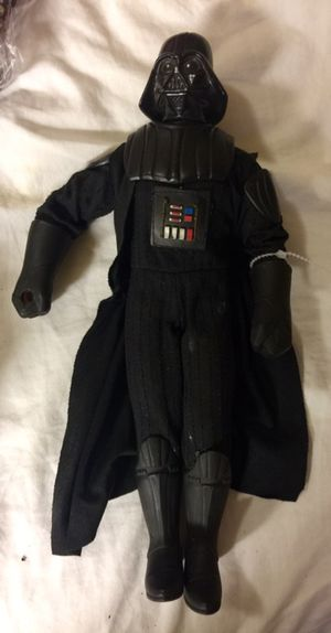 Original 1992 Darth Vader collectible Doll/Action Figure for Sale in Puyallup, WA