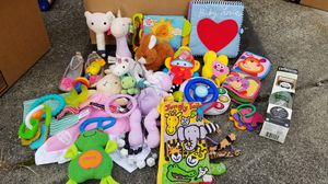 A lot of infant, baby, and toddler toys & such for Sale in Snohomish, WA