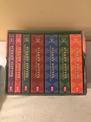 Harry Potter The Complete Series New in Box for Sale in Chicago, IL