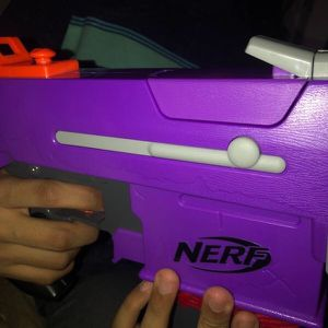 Nerf Fornite SMG-E with 18 Mag $35 for Sale in San Diego, CA