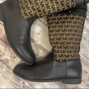 Michael Kors brown boots for Sale in Spartanburg, SC