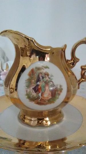 Bavarian antique china gold plated , decorative Several pieces available will post only upon request for Sale in Blue Bell, PA