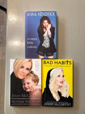 3 books for Sale in Glendora, CA