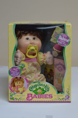 2006 Play Along Cabbage Kids Babies for Sale for sale  Clifton, NJ