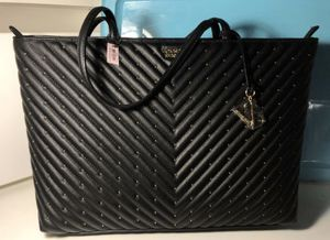 Victoria's Secret Black tote bag for Sale in Los Angeles, CA