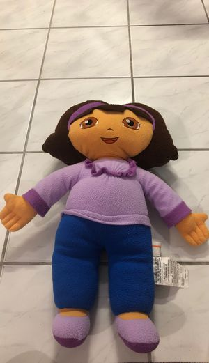 Dora the explorer soft plushie for Sale in Miami, FL