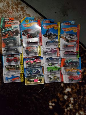 Hot wheels single cars 2 for $1 for Sale in Winter Haven, FL