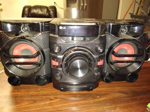 Lg home stereo for Sale in Phoenix, AZ