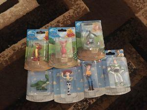 Disney figures for Sale in Kingsburg, CA