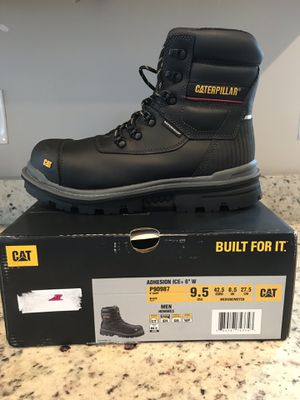 CAT work boots for Sale in Taunton, MA