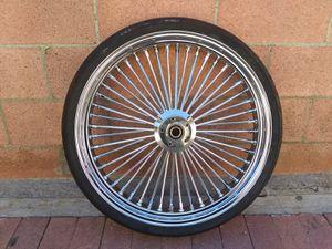 """new 23""""x3.5 fat spoke wheel for Sale in Bell, CA"""